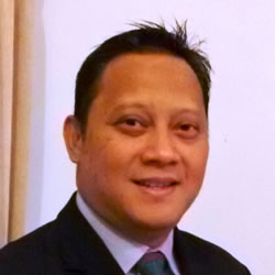 Burang Riyadi Saleh – Business Development Director Indonesia