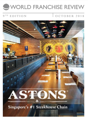 World Franchise Review Autumn 2018 - ASTONS
