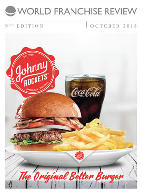 World Franchise Review Autumn 2018 - Johnny Rockets